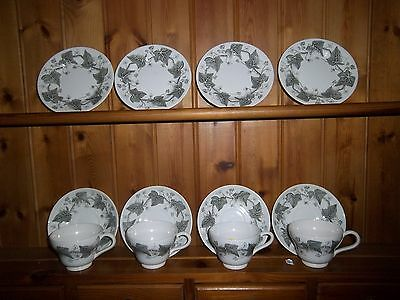 Wedgwood Napoleon Ivy Teaset For 4