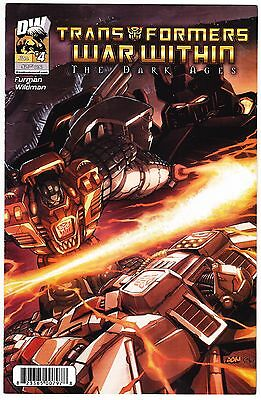 Transformers: War Within - The Dark Ages #4 - Dreamwave 1St Print 2004