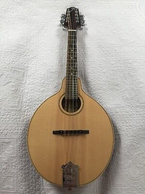 Pickard A Style Mandolin, Hand-Built In The UK