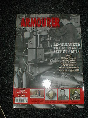 The Armourer  March April 2009
