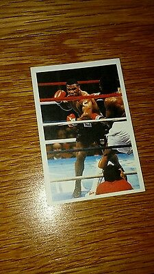 rookie card question of sport mint from box mike tyson boxing