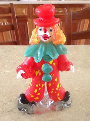 rikaro glass clown