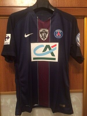 maillot Psg Ben Arfa Player Version Taille L