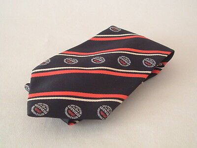 The Bottle Of Guinness Supporters Club Tie