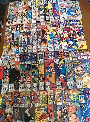 Captain America (Issues 304-384/various)