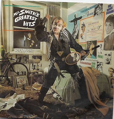 Mel Smith -- Greatest Hits -- Roger Taylor / Queen   -- Uk 7