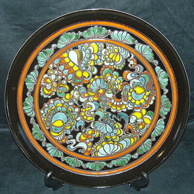 Poole Pottery 1970's Large Ionian Dish Carolyn Wills