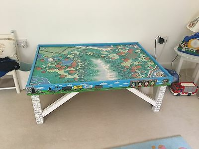 Thomas The Tank Engine Table For Train Tracks - Pick Up Gloucestershire