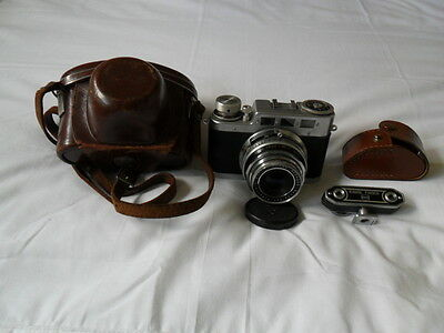 Vintage DIAX 11a Camera and range finder