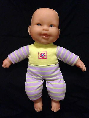 Berenguer Lots to Cuddle Small Doll (20cm) - Soft body with romper