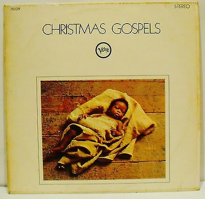 CHRISTMAS Gospels- LP  Vinyl - 33 RPM - MADE IN GERMANY