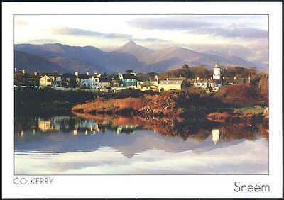 Postcard -  View Of Sneem  Co Kerry Unposted -  Photo Peter Zoller