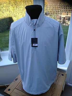 Men's Callaway Golf 1/4 Zip Wind Top Size Large, Brand New with tags