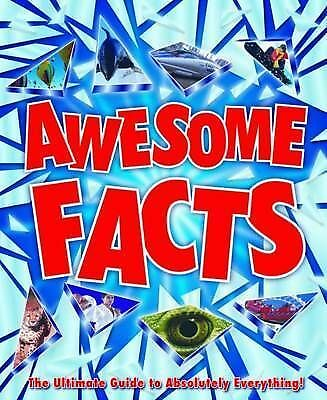 Awesome Facts by Bonnier Books Ltd (Hardback, 2009)