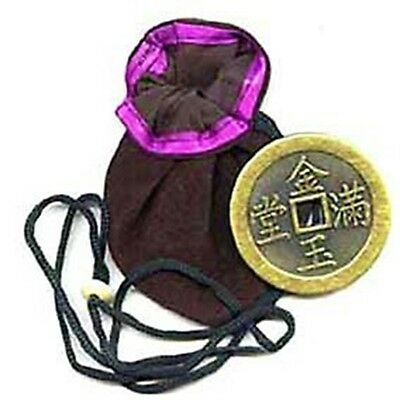 Universal Harmony Coin with Pouch