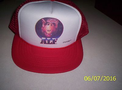 vintage 1986 alien productions alf hat youth size