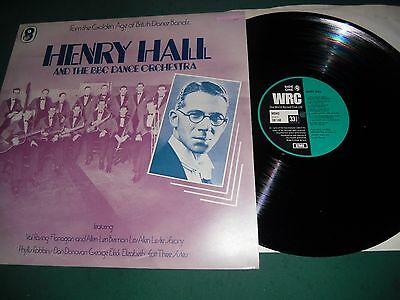 Henry Hall And The Bbc Dance Orchestra Lp Lot Of 2