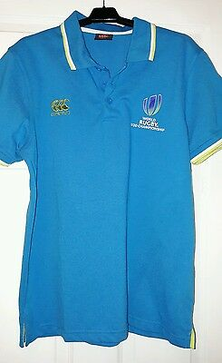 Mens polo shirt Rugby world cup