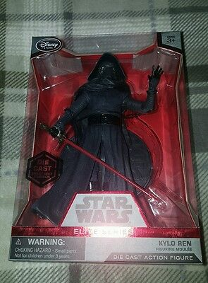 Star Wars 6 inch elite series Kylo Ren boxed