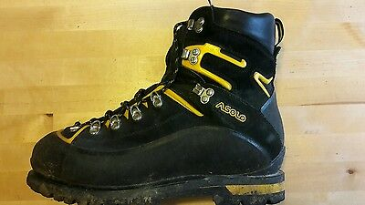 Asolo Annapurna Mountaineering boots Size 43