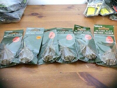 Drennan In Line Flat Method Feeder Large 25g