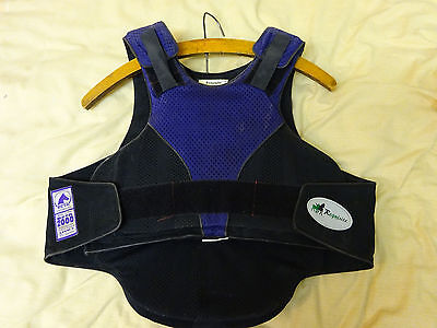 Child's Riding body protector Large