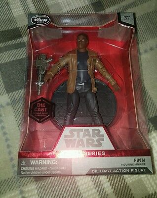 Star Wars 6 inch elite series Finn boxed