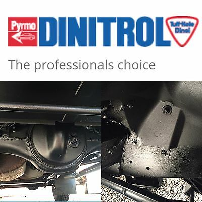 Land Rover Defender 110 Dinitrol rust proofing treatment - £450