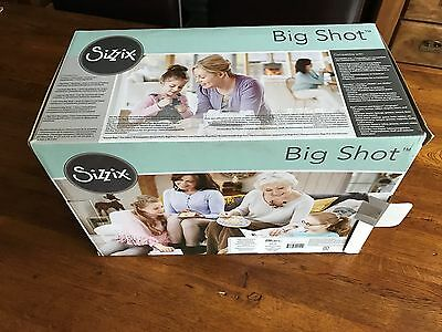Sizzix Big Shot Machine - Excellent Condition