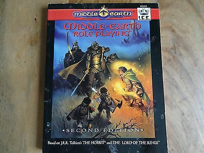 """""""Middle-earth Role Playing 2nd Edition"""" -english- (MERS, MERP, Rolemaster, ICE)"""