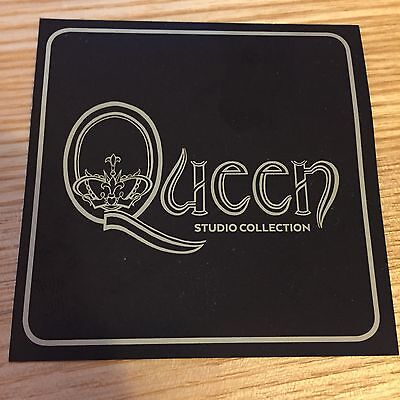 Queen Complete Collection Studio Albums Download Official Genuine