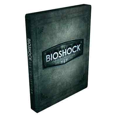 Bioshock The Collection  Steelbook Case (no game)*NEW*