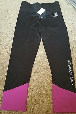 #ThisGirlCan gym tights/leggings size 10, New with tags