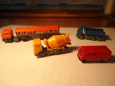 Marklin Z 8903 Truck Set (will be shipped without box) C-8