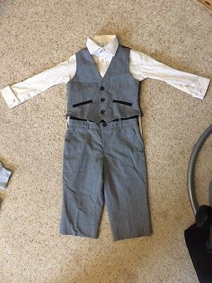 Boys Suit 2-3 Years