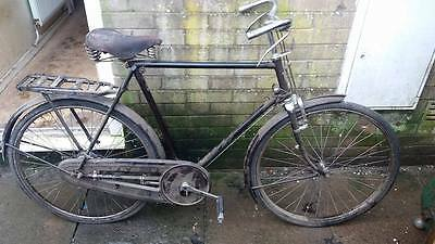 1954 Rudge gents bicycle with brooks saddle CAN POST