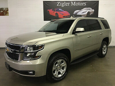 2015 Chevrolet Tahoe LT Sport Utility 4-Door 2015 Chevy Tahoe LT Luxury Pkg,Navi,Backup Camera Sunroof