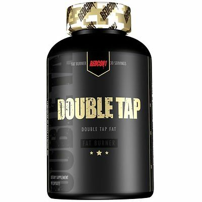 Redcon1 - DOUBLE TAP 90 capsules - Fat Burner Reshape Your Physique Faster