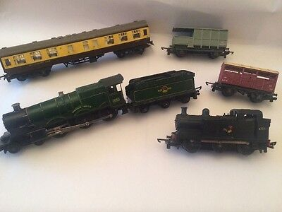 Triang TT-gauge Trains and Carriages
