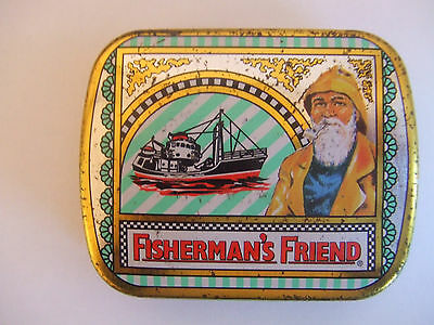 Fishermans Friend  Tin