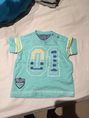 baby boys tops 6-9 months