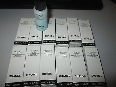 °°°°Chanel Le Bi-Phase Visage Demaquillant Anti-Pollution °°°°°