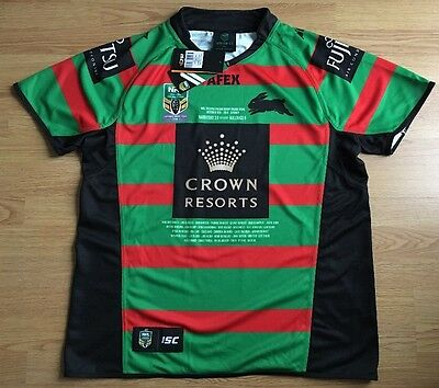 Rabbitohs 2014,Isc,3xl Rugby Shirt..Brand New...