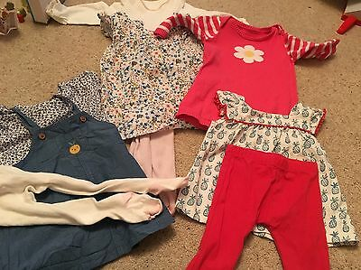M&S Baby Girl Clothes Bundle 3-6 Months