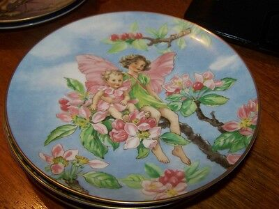Villeroy and Boch 8inch plate The Apple Blossom  fairy