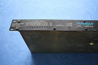 Furman Voltage Regulator Power Line Conditioning AR 2306 230 vac Made in USA