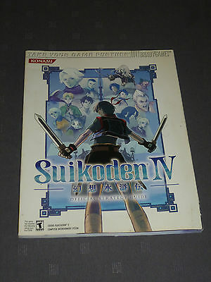 Suikoden IV Strategy Guide