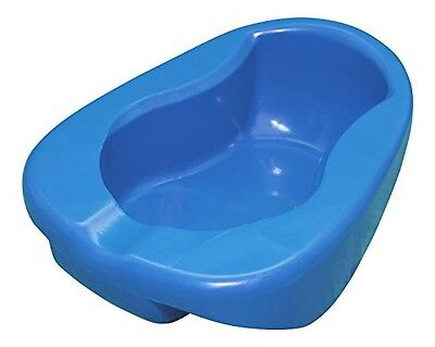 Danny's World® Conventional Plastic Bed Pan with Contoured Shape, Adult Size
