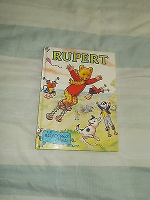 Rupert The Daily Express Annual Book 1982