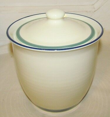 """PFALTZGRAFF NORTHWINDS (502) Medium Canister with Lid, 8"""" tall  (including lid)"""